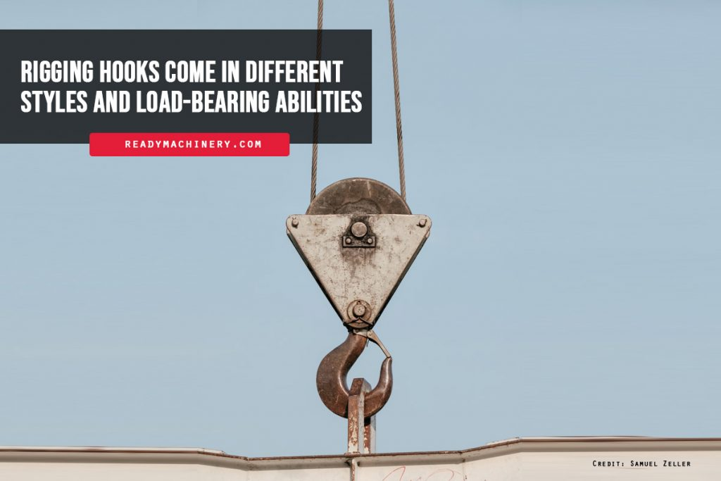 Rigging-hooks-come-in-different-styles-and-load-bearing-abilities