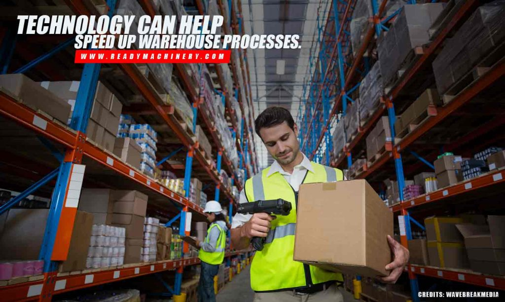 3 Main Warehouse Processes (And How to Improve Them) Ready Machinery