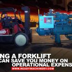 Things to Consider When Renting a Forklift Truck